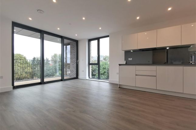 Thumbnail 2 bed flat to rent in 122 High Street, Staines-Upon-Thames