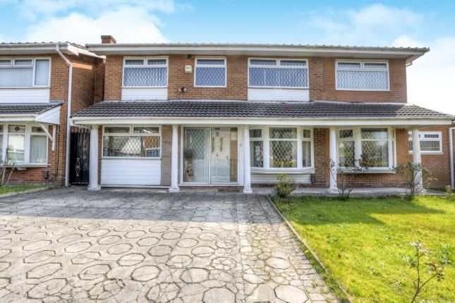 Thumbnail Detached house for sale in Sandringham Drive, Heaton Mersey, Stockport, Cheshire