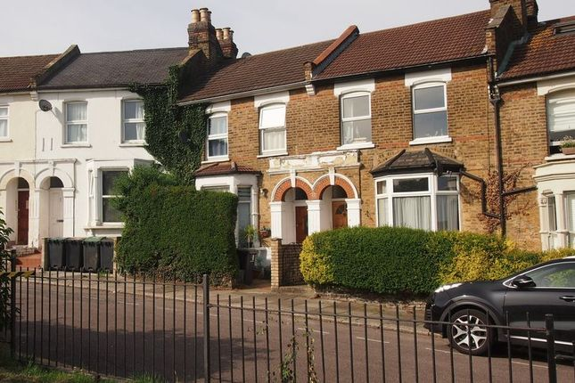 Thumbnail Terraced house for sale in St. Albans Crescent, London