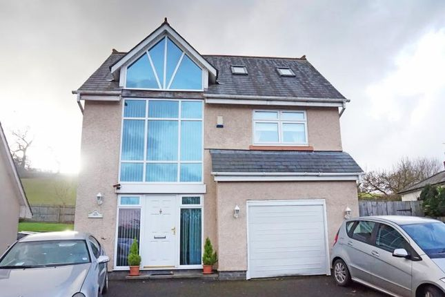 Thumbnail Detached house for sale in Forge Lane, Bassaleg, Newport