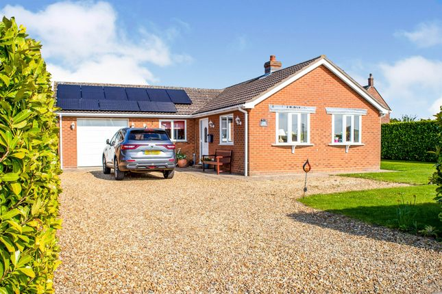3 bed detached bungalow for sale in Crown Avenue, Holbeach, Spalding PE12