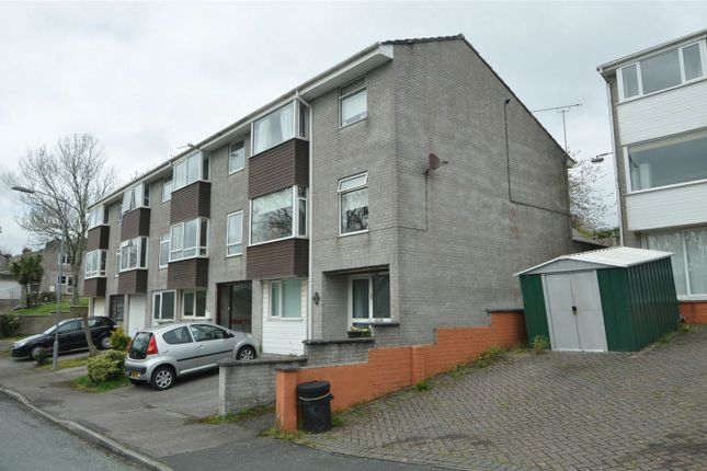 Thumbnail End terrace house to rent in Portland Gardens, Falmouth