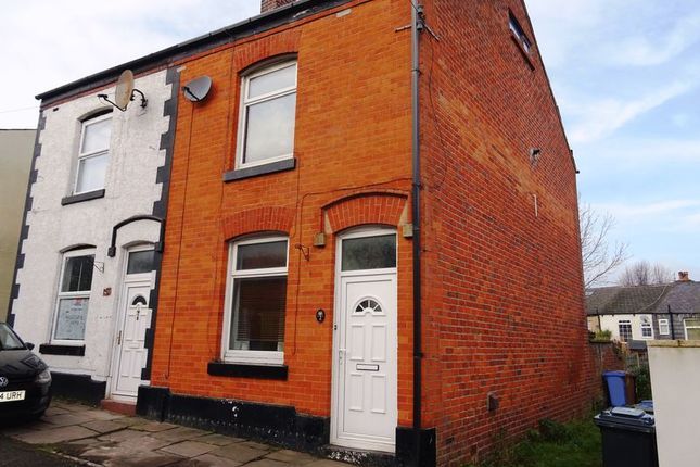Thumbnail Terraced house for sale in Smithy Fold Road, Gee Cross, Hyde