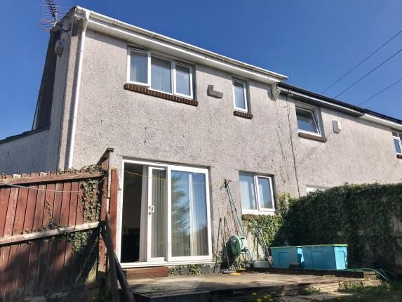 Thumbnail End terrace house for sale in Badgers Wood, Plymouth, Devon