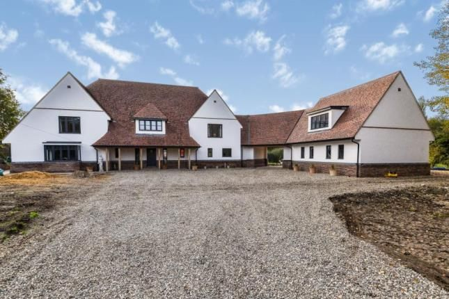 Thumbnail Detached house for sale in Swannington, Norwich, Norfolk
