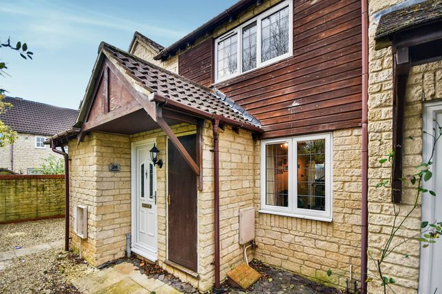 Thumbnail Terraced house for sale in Huntingdon Way, Chippenham