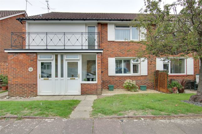 Thumbnail Flat for sale in Chatsmore Crescent, Goring By Sea, Worthing, West Sussex