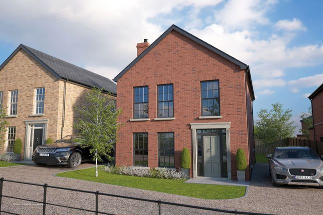 Thumbnail Detached house for sale in The Clifton, Mill Bridge, Newtownabbey