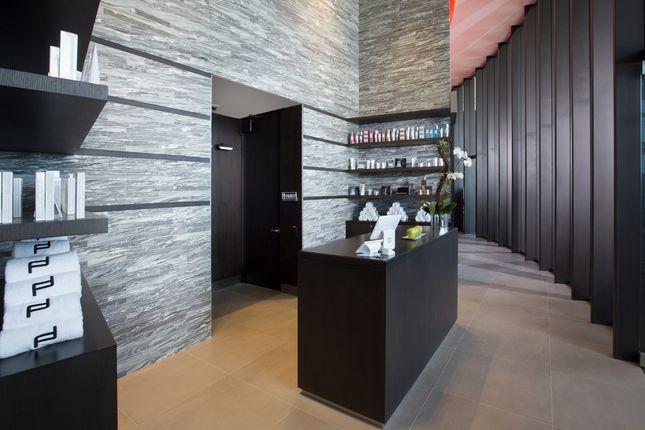 Porsche Design Tower In Miami - Spa Reception 1
