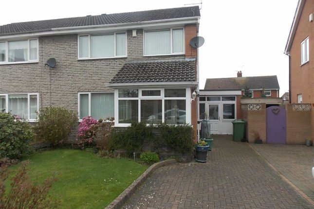 Thumbnail Semi-detached house to rent in Wheatlands, Carlisle