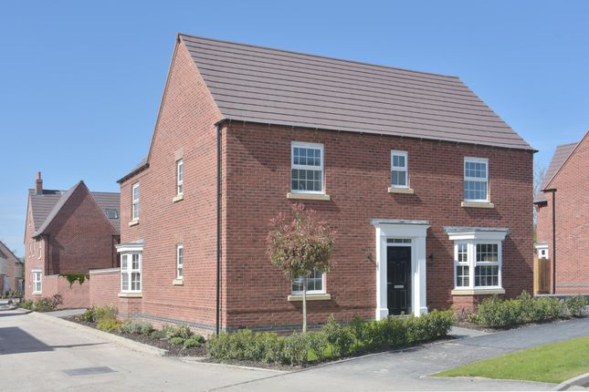 "Thumbnail Detached house for sale in ""Layton"" at Lindhurst Lane, Mansfield"