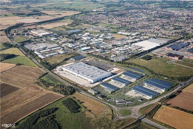 Light industrial for sale in Symmetry Park Darlington Eastern Transport Corridor, Darlington, County Durham