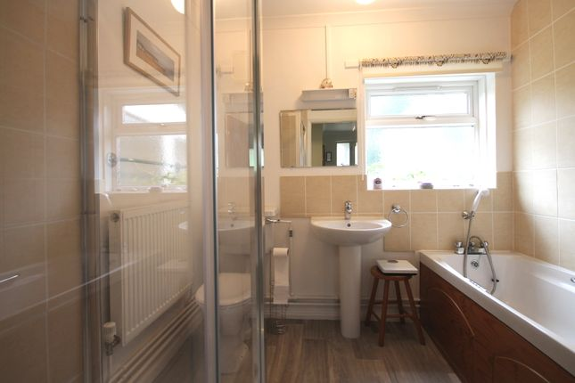 Bathroom of Thorpland Road, Fakenham NR21