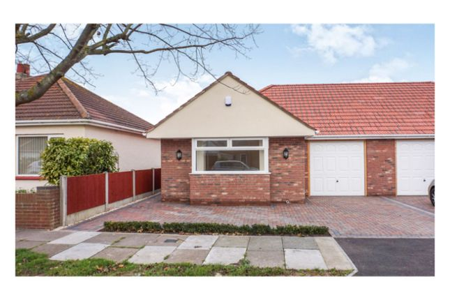 Thumbnail Bungalow for sale in Bedford Road, Clacton-On-Sea