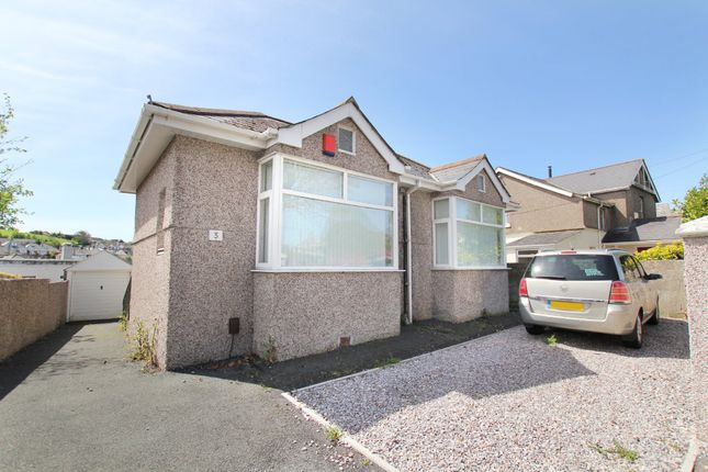 Thumbnail Detached bungalow to rent in Plymstock Road, Plymstock, Plymouth, Devon