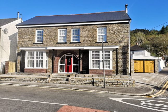 Thumbnail Detached house for sale in Neath Road, Resolven, Neath