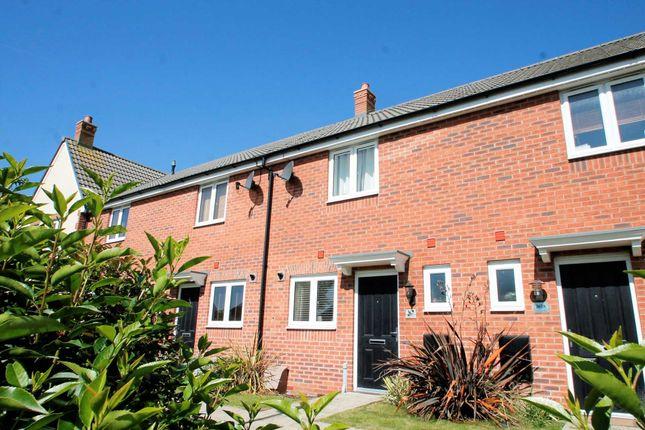 Thumbnail Terraced house for sale in Addington Road, Irthlingborough, Wellingborough