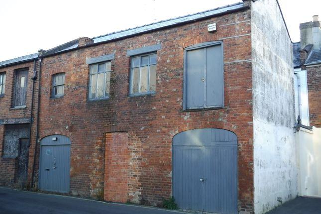 Thumbnail Land for sale in Oxford Passage, Cheltenham