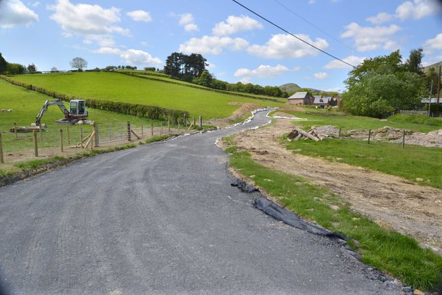 Thumbnail Land for sale in Y Fan, Llanidloes, Powys