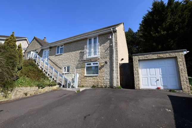 5 bed detached house for sale in Stoneable Road, Radstock BA3