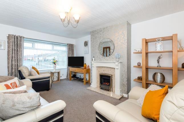Lounge of Bakewell Road, Burtonwood, Warrington WA5
