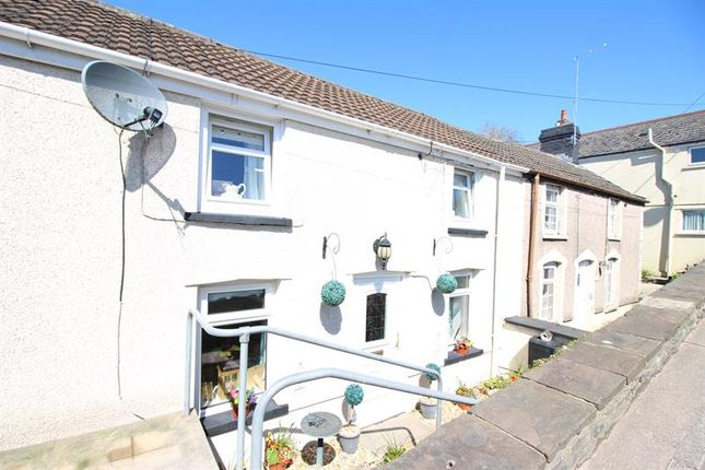 Thumbnail Terraced house for sale in High Street, Pengam, Blackwood