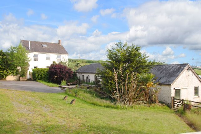 Thumbnail Detached house for sale in Trawsmawr, Carmarthen