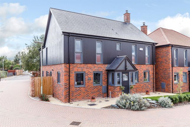 Thumbnail Detached house for sale in Heaton House, 1 Newark Court, Ladywell Close, Hempsted, Gloucestershire