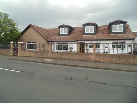 Thumbnail Detached house for sale in Cairhill Road, Airdrie