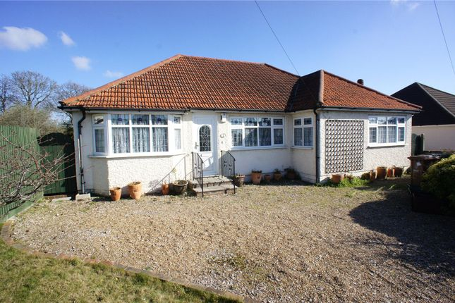 Thumbnail Bungalow for sale in Leckwith Avenue, Bexleyheath, Kent