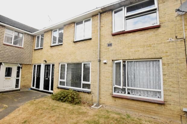 Thumbnail Terraced house for sale in Clay Hill Road, Basildon