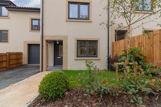 "Thumbnail Town house for sale in ""The Kingsdon"" At Pesters Lane, Somerton TA11, Somerton,"