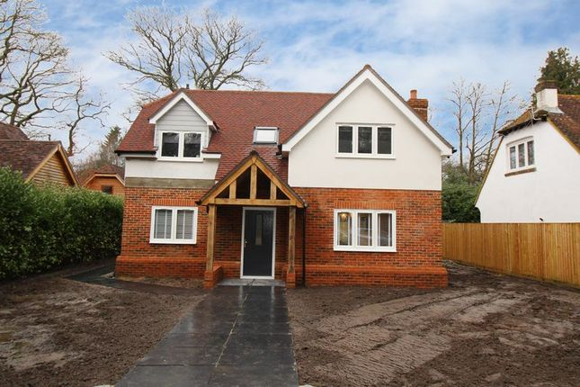 Thumbnail Detached house for sale in Forge Wood, Crawley