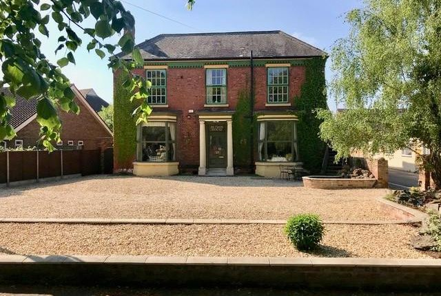 Thumbnail Detached house for sale in Barton Road End, Brigg Road, Wrawby, Brigg
