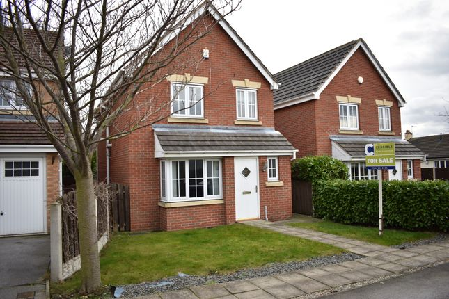 Thumbnail Detached house for sale in 48 Pennyfields, Bolton Upon Dearne