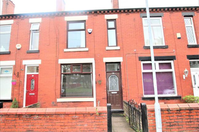 Thumbnail Terraced house to rent in Conway Street, Farnworth, Bolton