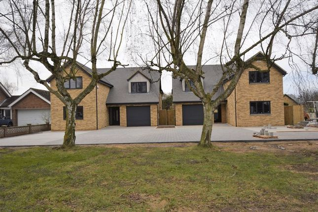 Thumbnail Detached house for sale in Westwood House, Shefford Road, Meppershall