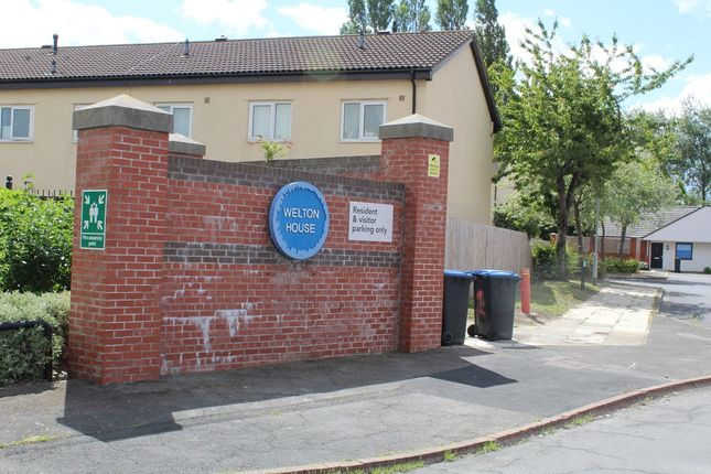 Thumbnail Flat to rent in Welton House, Middlesbrough