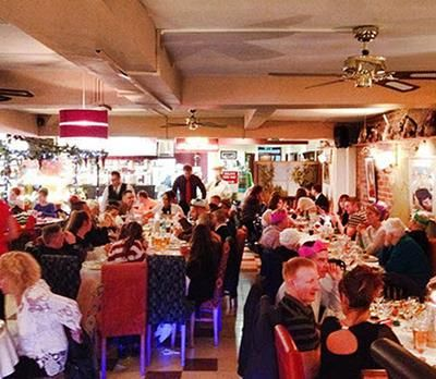 Thumbnail Restaurant/cafe to let in Traditional Italian Restaurant, Blackpool