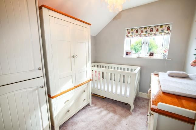 Bedroom Four of Somerford View, Somerford, Congleton, Cheshire CW12