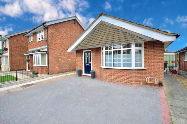 Thumbnail Detached bungalow for sale in Philip Way, Higham Ferrers, Rushden
