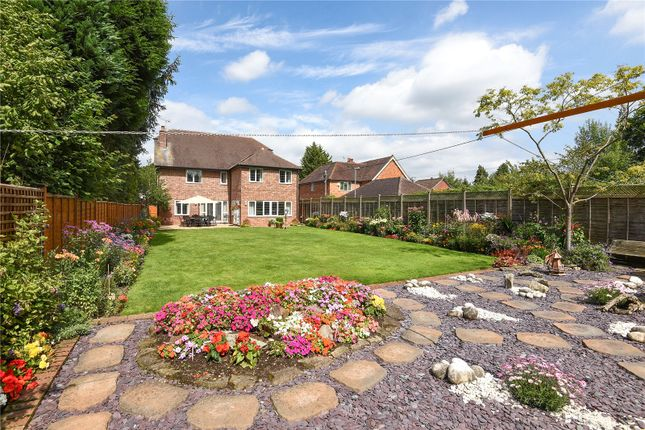Thumbnail Detached House For Sale In Barkham Ride Finchampstead Wokingham Berkshire