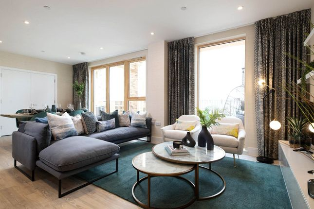 2 bed flat for sale in Swift Court, Southmere, Thamesmead SE2