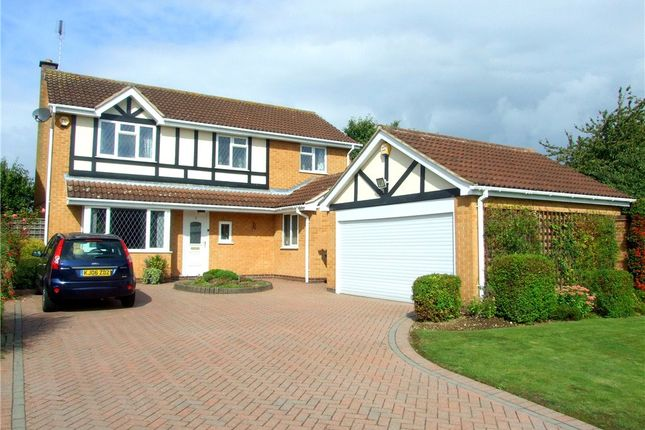 Thumbnail Detached house for sale in Coopers Close, Borrowash, Derby