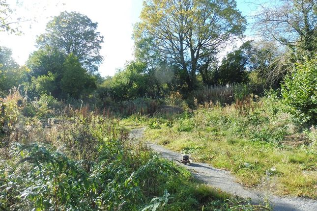 Thumbnail Land for sale in Brondeg (Plot 2), Heolgerrig, Merthyr Tydfil