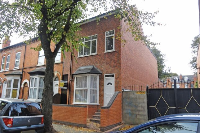 Thumbnail Terraced house for sale in Linwood Road, Handsworth, Birmingham, West Midlands
