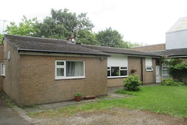 Thumbnail Bungalow to rent in Brownbill Bank, Liverpool