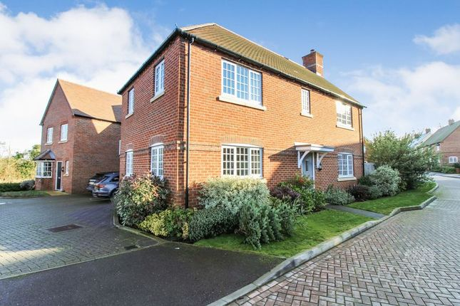 Thumbnail Detached house for sale in Maida's Way, Aldermaston, Reading