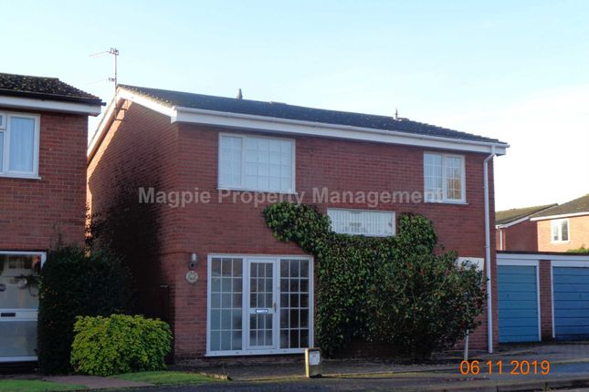 Thumbnail Detached house to rent in Mayfield, Buckden, St Neots