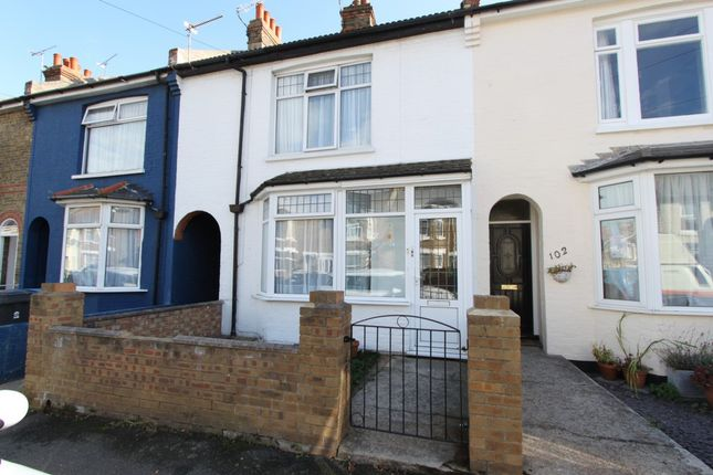 3 bed terraced house for sale in Downs Road, Walmer